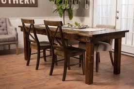 farm table dining room farmhouse table james james furniture springdale arkansas