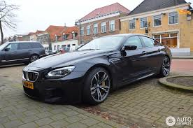 2015 m6 bmw bmw m6 f06 gran coupé 7 january 2015 autogespot