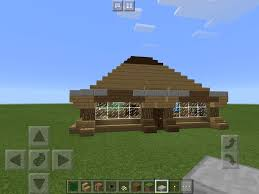 really cool houses 2 log cabin minecraft amino