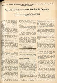 articles 1958 canadian underwriter 80 years