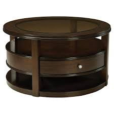 2017 popular round pine coffee tables