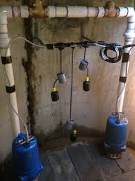 Basement Dewatering System by Photos Dale O Duncan Inc