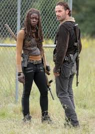 Carl Walking Dead Halloween Costume Rick Michonne U0027walking Dead U0027 Couple Cosplay Crazy Good