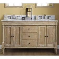 FVDFTDWCFSWH Rustic Chic Double Vanity Bathroom - Carrera marble bathroom vanity