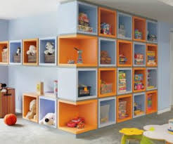 Solutions For Storing The Toys In The Kids Playroom - Kids play room storage