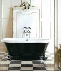 Home Depot Freestanding Tub Black Bathtub 20 Bathroom Design On Black Plastic Tub Home Depot