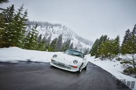 porsche 911 snow porsche 993 gt2 test drive snow time total 911