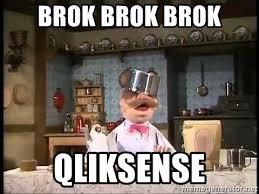 Swedish Chef Meme - brok brok brok qliksense swedish chef pot meme generator
