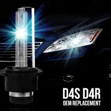 lexus isf hid bulbs 2x d4s d4r hid xenon replacement headlight bulbs fits toyota