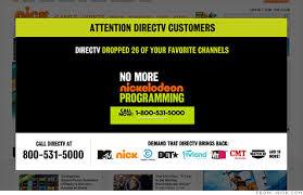 Seeking Directv Viacom Says Directv Talks Moved Backwards Jul 18 2012