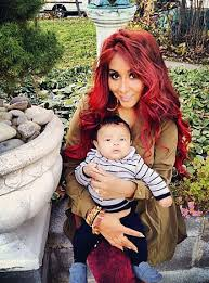 snooki celebrates twenty fifth birthday and s thanksgiving