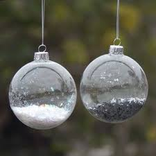 china fashion clear glass balls wholesale on