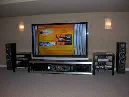 in home theater big plasma in home theater room home design and home interior