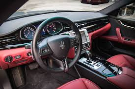 maserati quattroporte interior black review 2016 maserati quattroporte s q4 canadian auto review