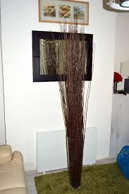 Large Clear Glass Floor Vases Large Clear Glass Floor Vase With Long Twigs Branches In Newton