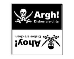 Dirty Clean Dishwasher Magnet Refrigerator Magnet My Research Brings All The Boys To The