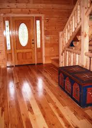hickory wide plank floors