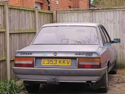 peugeot 505 1988 peugeot 505 gtd turbo saloon not the only 505 at thi u2026 flickr