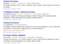 big data hadoop resume how much salary can i expect in hadoop as a fresher in hyderabad