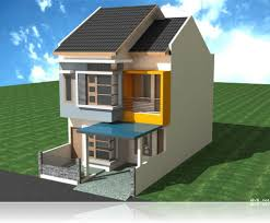 modern two story house plans plan small striking charvoo