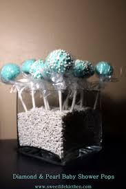 sweet life kitchen baby shower cake pops