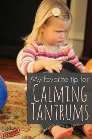 toddler approved my favorite tip for calming tantrums