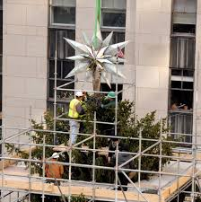Where Is The Christmas Tree In New York City Rockefeller Center Christmas Arrives In New York City