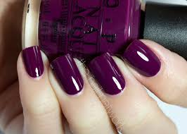 opi skyfall collection casino royale gosh this purple is so
