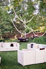 ellie u0026 ryan u0027s berry hued backyard celebration u2014 michelle leo events