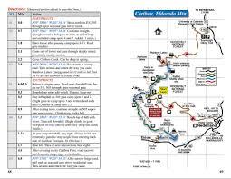 Canon City Colorado Map by Atv Trails Guide Colorado Central Mountains Guidebooks