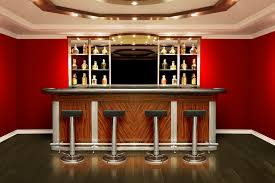 Home Bar Design Uk Furniture Bar Top Contemporary Modern Home Bar Intended For