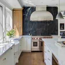 kitchen backsplash ideas with white cabinets houzz 75 beautiful kitchen with black backsplash pictures ideas