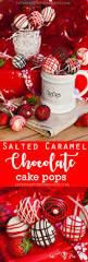 salted caramel chocolate cake pops tatyanas everyday food