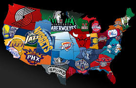 nba divisions map 2017 18 nba standings playoff predictions the