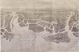 Savannah Map Savannah River