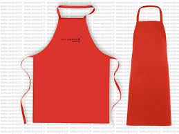 tablier cuisine personnalisé ᐅ asdirect fr tablier personnalisé coton