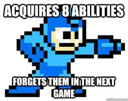 Mega Man Memes - scumbag megaman memes quickmeme