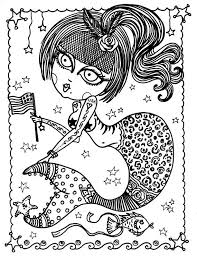 317 chubby mermaid images coloring books