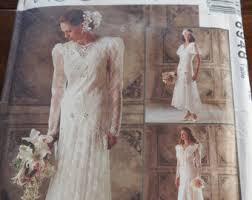 lace wedding dresses vintage lace wedding dress etsy