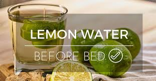Headache Before Bed Lemon Water Before Bed Top 8 Benefits And How To Drink It