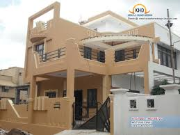 India House Front Elevation OmahDesigns NET