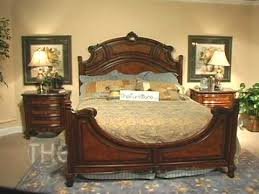 Fairmont Designs Bedroom Set Solid Wood Chestnut Finish Bedroom Set Repertoire Collection By