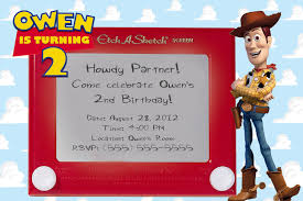 woody party invitations mickey mouse invitations templates