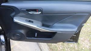 Lexus Garage Door Opener by 2015 Lexus Is 250 Crafted Line Stock 6911 For Sale Near Great