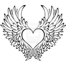 Hearts With Wings - wing tattoos designs and ideas great ideas and tips