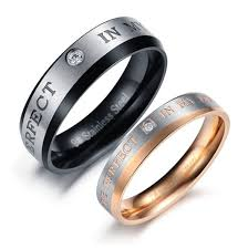 can titanium rings be engraved personalized rings name rings