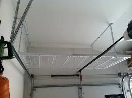 above garage door storage wageuzi pertaining to new property above