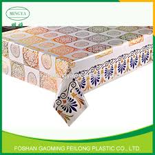 Plastic Fitted Tablecloths Plastic Tablecloth Plastic Tablecloth Suppliers And Manufacturers