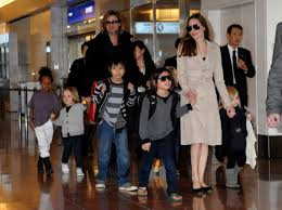 Angelina Jolie Mansion by Brad Pitt And Angelina Jolie Adopting Another Child Report Ok