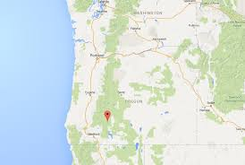 map of oregon near crater lake where is crater lake on map oregon world easy guides